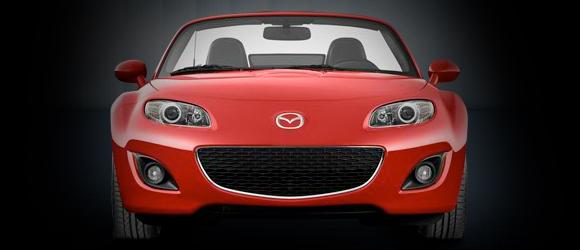 2011 Mazda MX5 Miata Front Face