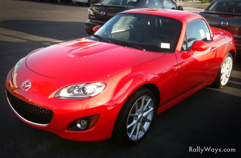 Mazda MX5 Miata PRHT Grand Touring Review  RallyWays