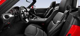 Mazda MX5 Miata Interiors
