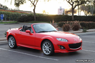 Mazda MX5 Miata PRHT Grand Touring Review – One With Powered HardTop