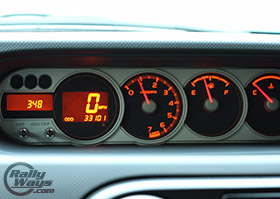 Scion XB Dashboard Gauges