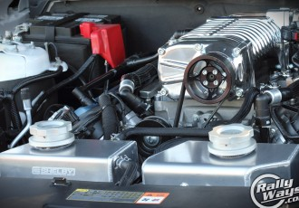 Supercharger Feature