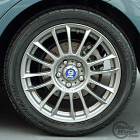 Car Wheel Detailing