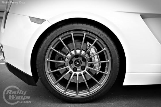 Lambo Wheels