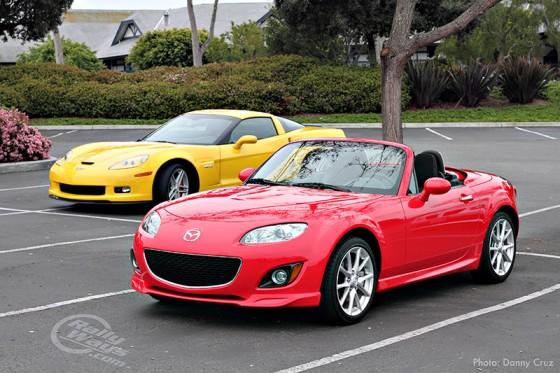 2011 Mazda MX5 PRHT