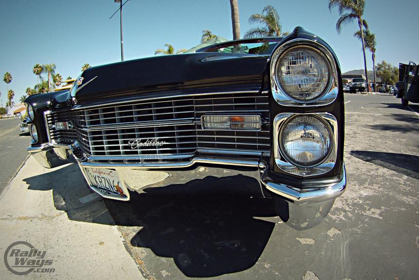 Car Shows in SoCal - Old California Restaurant Row