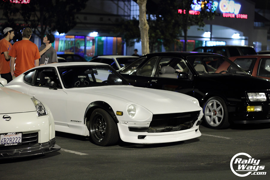 Photos from Tacos and Tuners Encinitas San Diego Car Meet