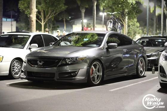 Tuned Honda Accord