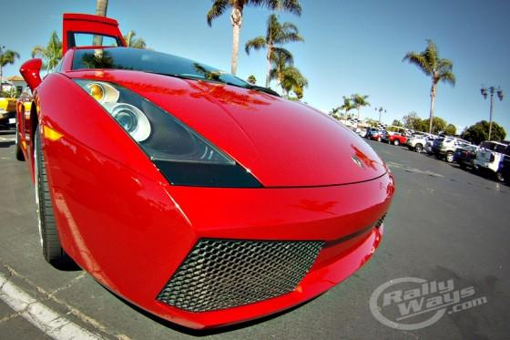 Lamborghini Gallardo GoPro Hero 2