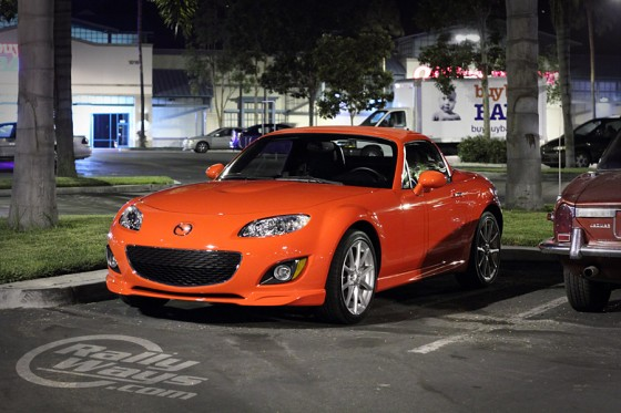 Mazda MX5 Miata NC