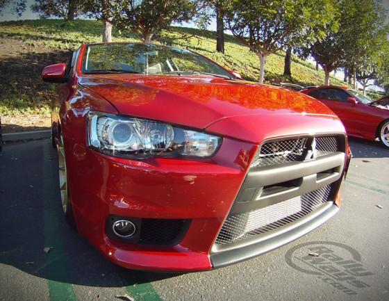 Mitsubishi Evolution X GSR