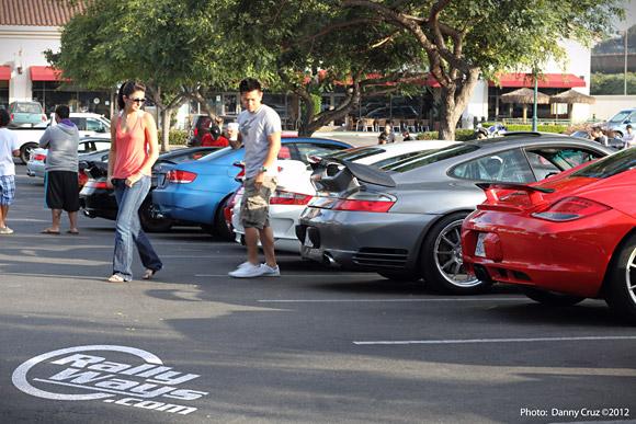 Porsche Club Support