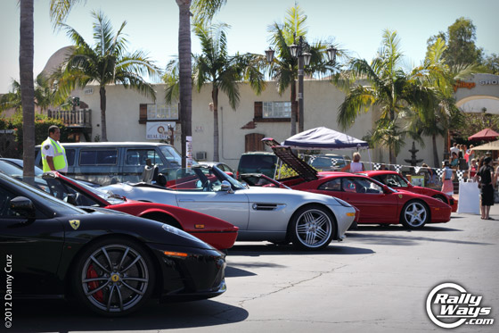 Car Show Sundays Exotic Cars Turnout