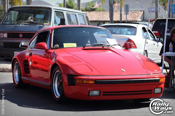 1979 Porsche 911 Slant Nose