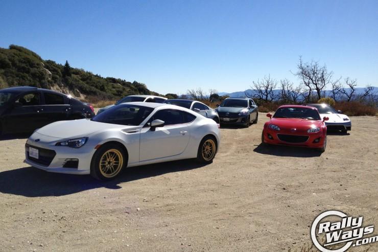 SDCE Palomar Mountain Run