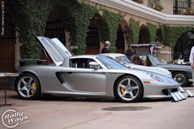 2005 Porsche Carrera GT Silver
