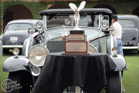 Concours D'Elegance Best of Show