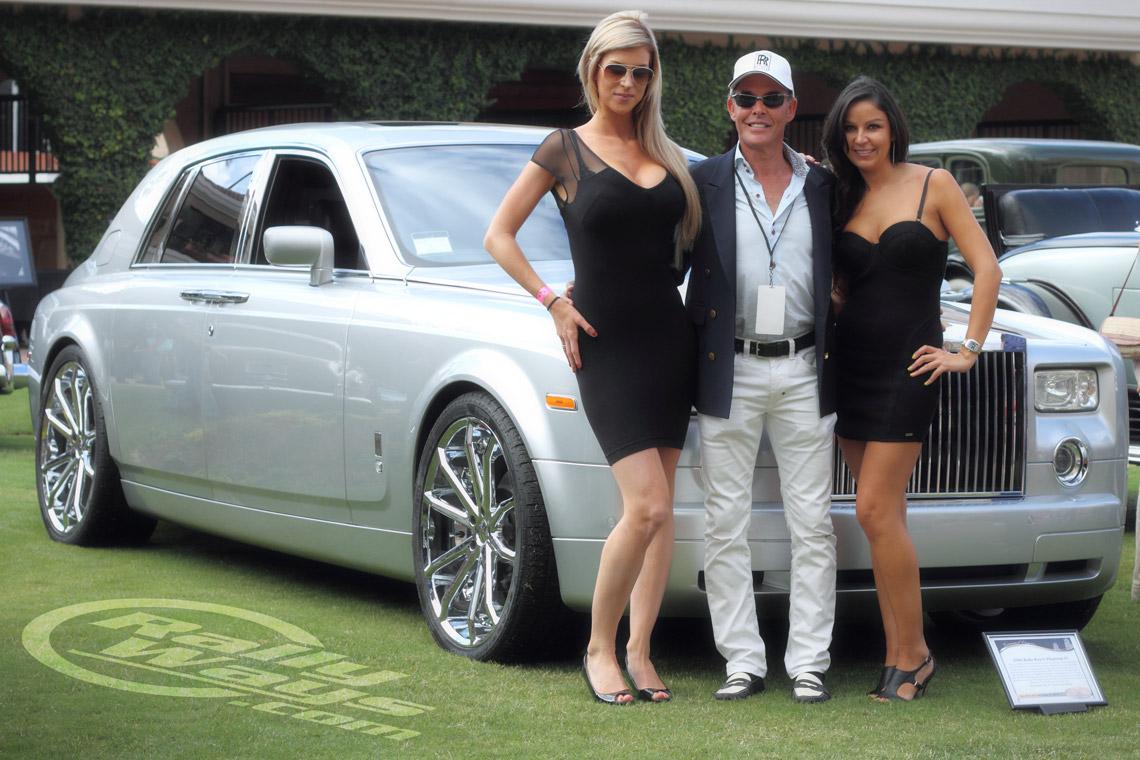 Concours D'Elegance Del Mar California Classic Car Show
