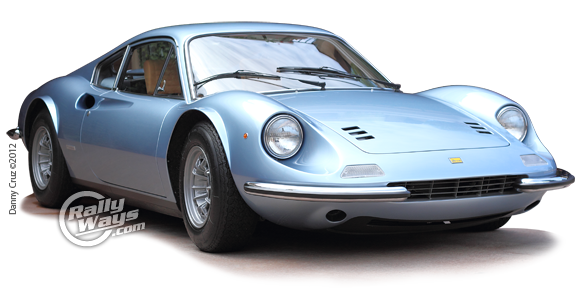 Concours D'Elegance Dino GT