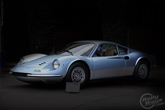 1973 Ferrari Dino GT