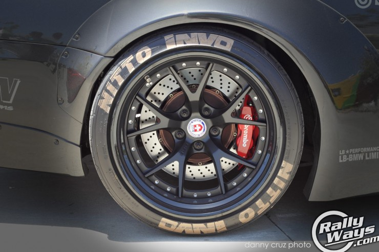 Lug Nut Torque of 100 FT/LBS – Why? Because Racecar
