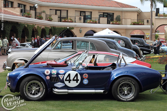 Superformance 1965 Shelby Cobra S/C Mk111
