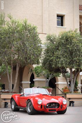 Shelby Cobra Concours D'Elegance