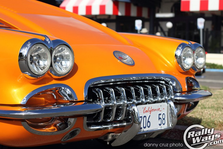 Vettes for Veterans Corvette Car Show in Carlsbad