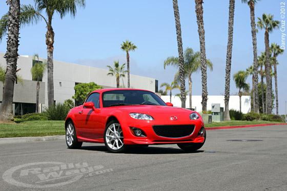 Mazda MX5 Miata 2011