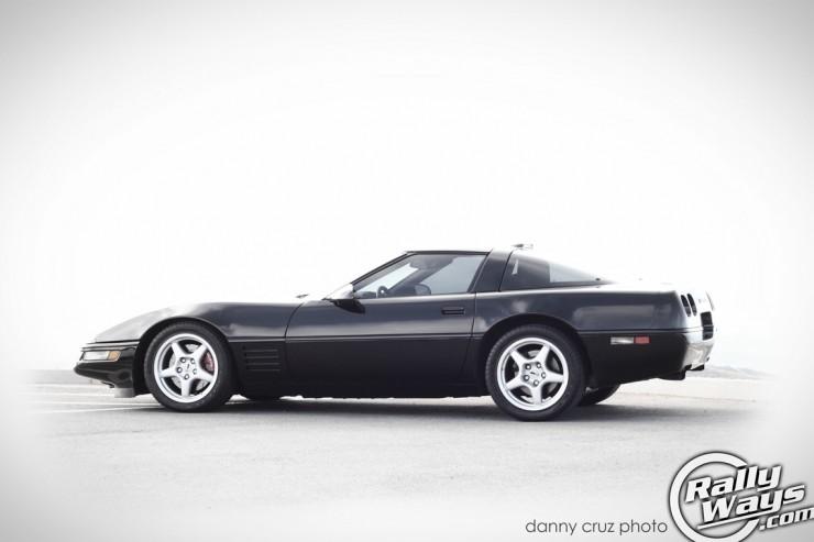 1991 Corvette ZR1 C4 Pristine Black Beauty