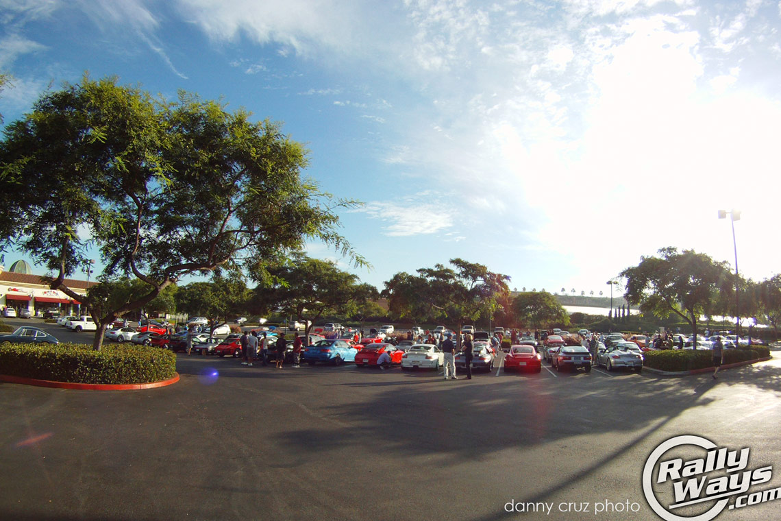 Cbad Cars and Coffee Carlsbad Event