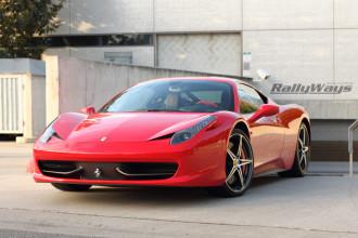 Ferrari 458 Italia Loading Dock