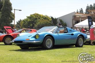 1974 Ferrari Dino GTS Front