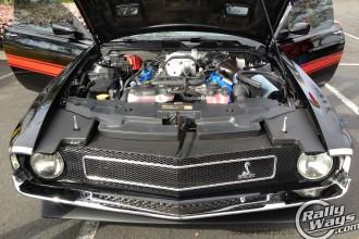Shelby GT500 CS 2013 Engine