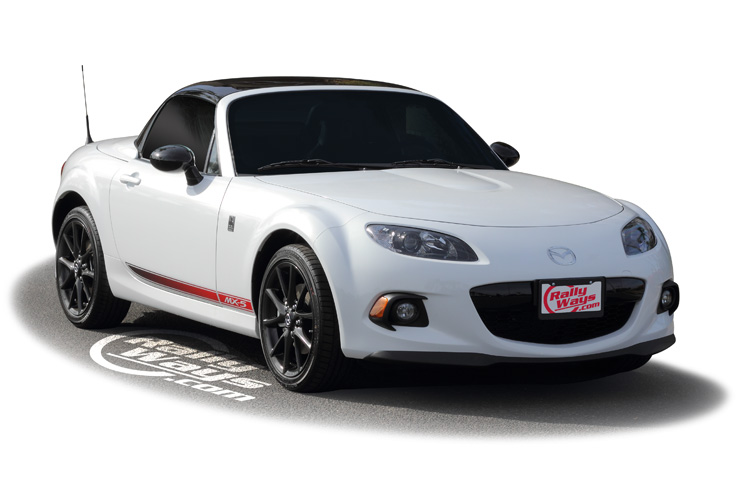 2013 Mazda MX5 Club Edition