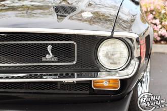 Retrobuilt 1969 / 2013 Shelby GT500 CS