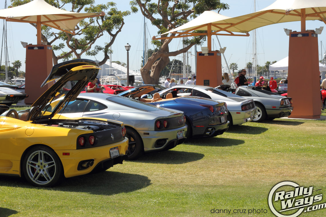 Bella Italia Exotic Car Show In San Diego California RallyWays - California car shows