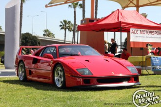 Bella Italia Ferrari F40