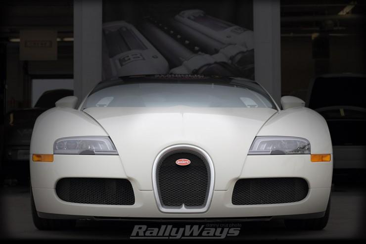 2010 Bugatti Veyron Convertible