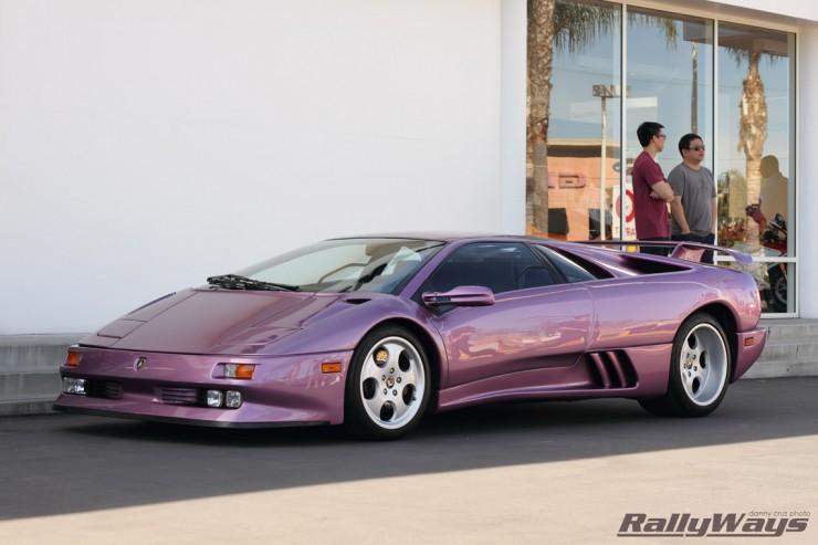 Lamborghini Diablo 30 Anniversary