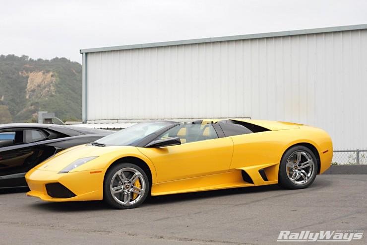 Lamborghini Murcielago Convertible