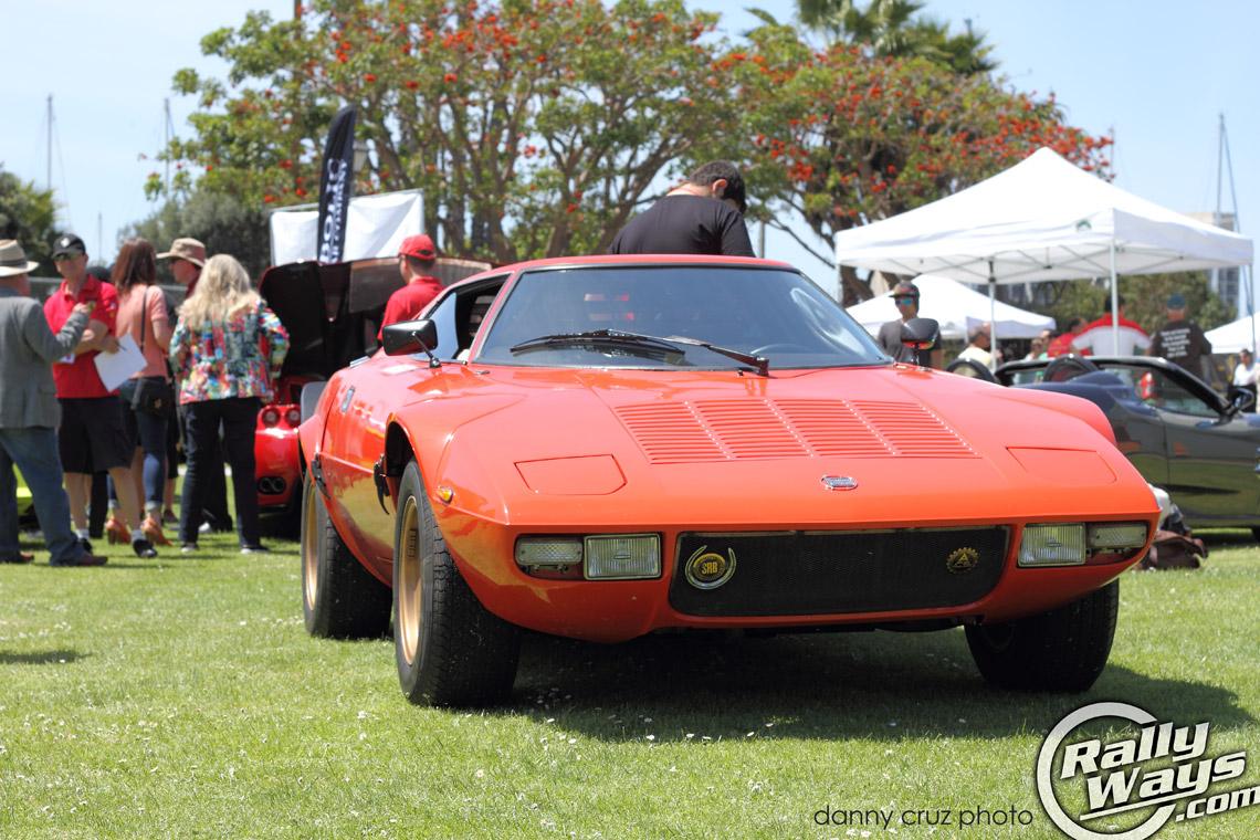 Bella Italia Exotic Car Show In San Diego California Rallyways