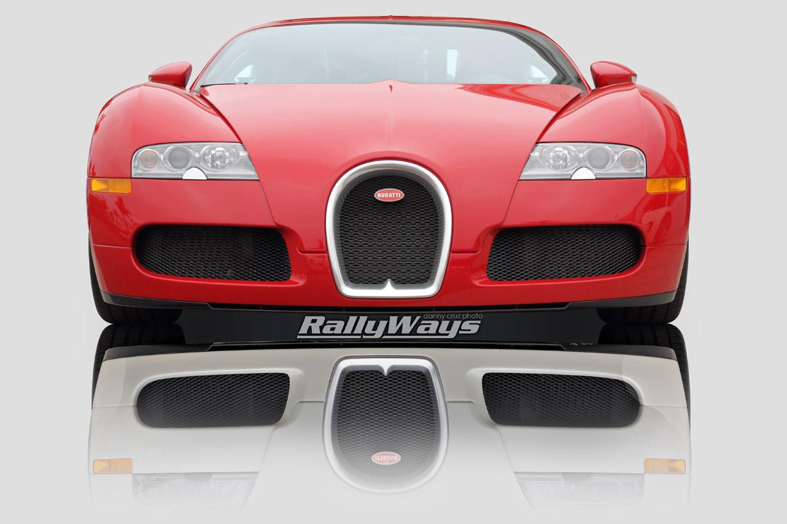 Symbolic Bugatti Veyron