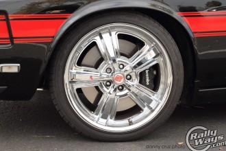 Genuine Shelby GT500 CS Wheels