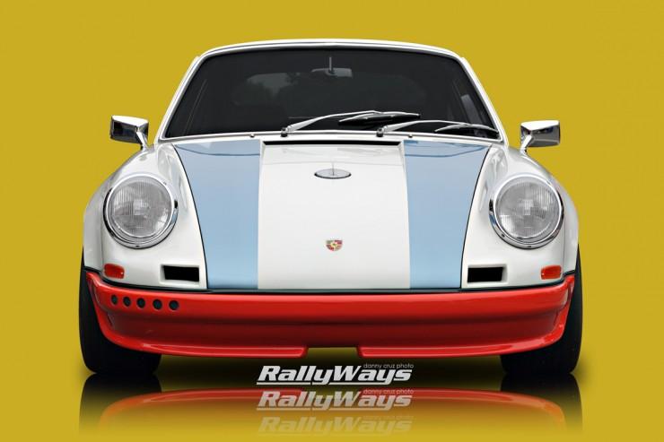 Magnus Walker 911 Urban Outlaw Porsche 911