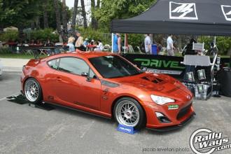 Scion FRS ToyotaFest