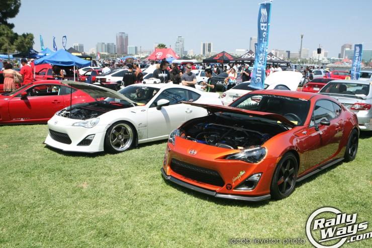 Scion FRS / Toyota GT86 - ToyotaFest 2013