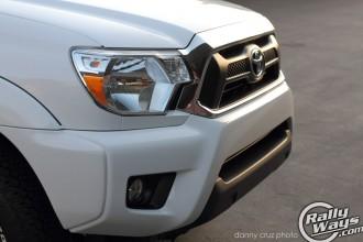 Toyota Tacoma 2013 Front