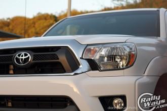 Toyota Tacoma 2013 Bumper