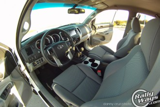 Toyota Tacoma 2013 Detailed Interior 1